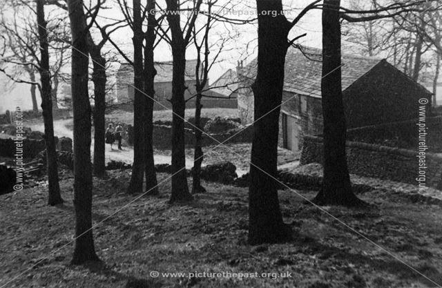 Bowden Head, Chapel-en-le-Frith, Derbyshire, c 1938