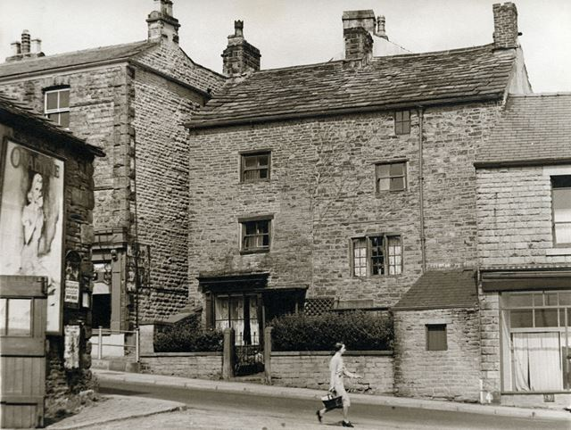 Miss Goddards House, Market Street, Chapel-en-le-Frith, Derbyshire, c 1937
