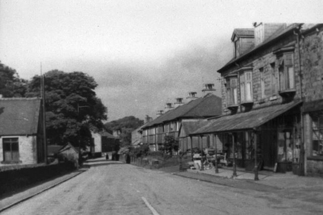 Lower Lane after 1937, Chinley, c 1930s-1940s
