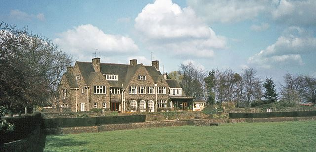 Rye Flatt House, Brampton, Chesterfield, 1974