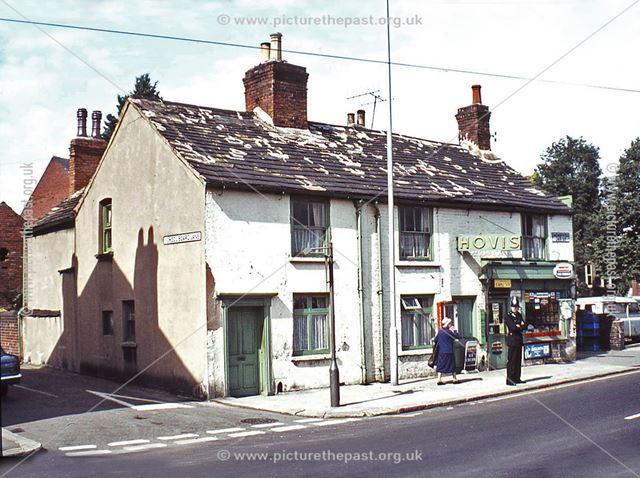 Chain Bar, Chatsworth Road and School Board Lane, 1967