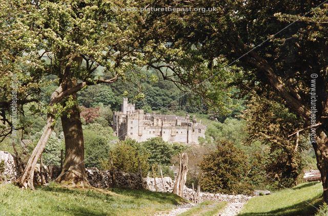 Haddon Hall, c 2000