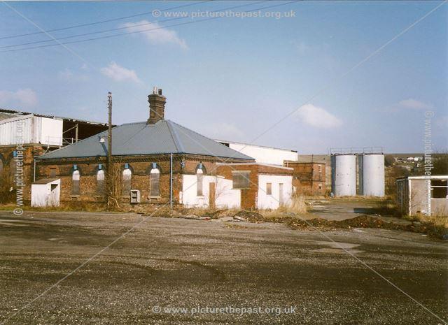 Barrow Hill Roundhouse Ancillary Building, near Staveley, 1994