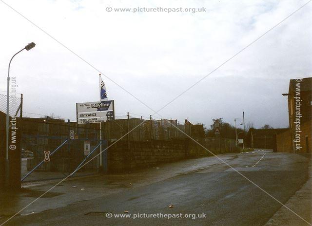 Keyline Builders' Merchant, Dock Walk, Chesterfield, 1995