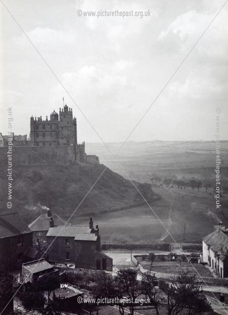 Bolsover Castle, c 1955