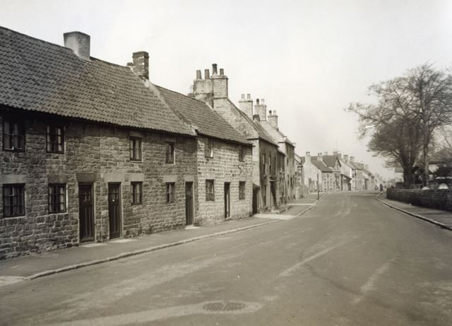 High Street, Bolsover, c 1955