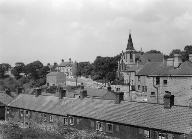 Hilltop Methodist Church, Bolsover, 1946