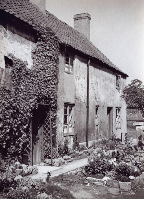 Red Cottage, Town End, Bolsover, c 1955