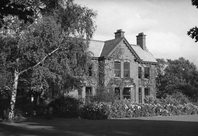 Sherwood Lodge, Bolsover, c 1950