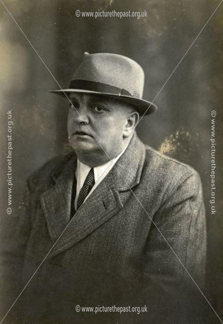 Bert Lethall, Bolsover, c 1940