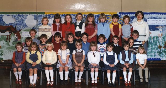 Welbeck Road Infants School, Bolsover, 1983
