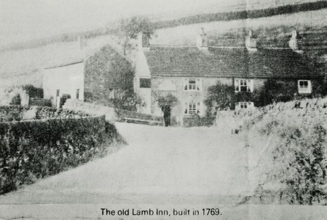 The Old Lamb Inn, Hayfield Road, Chinley, undated