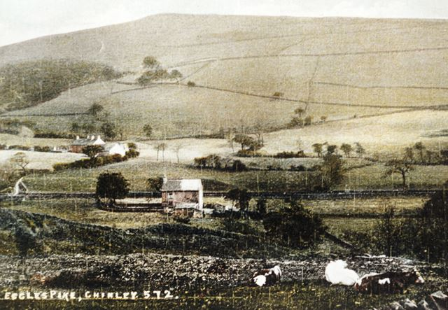 Eccles Pike, Chapel-en-le-Frith, undated