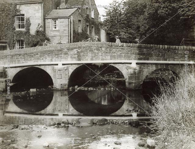 Barbrook Lane, Baslow, c 1930s ?