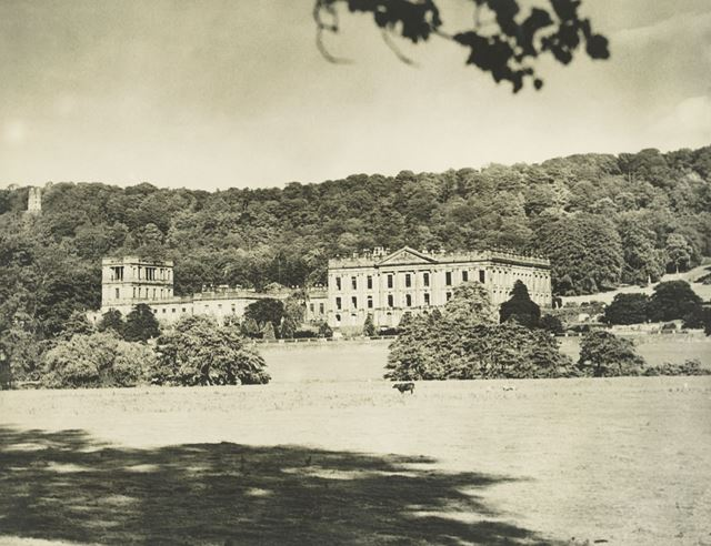 Chatsworth House, post 1945