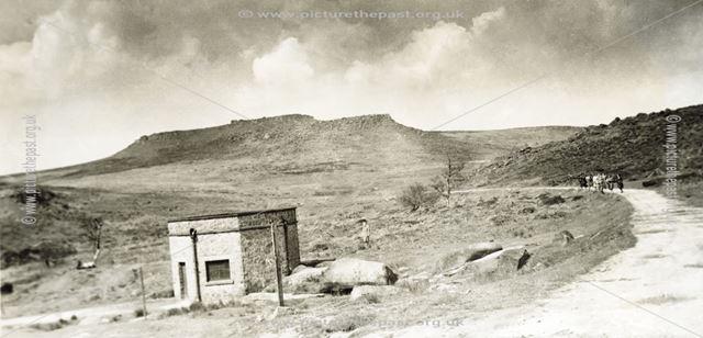Carl Wark, Hathersage, c 1940s ?