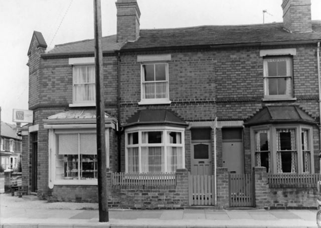 7 Trent Road, Beeston, 1974-5