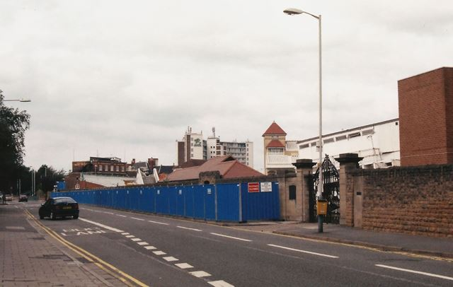 Trent Bridge Cricket Ground, Bridgford Road, Trent Bridge, Nottingham, 2007