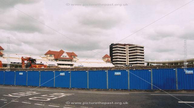 Trent Bridge Cricket Ground, Bridgford Road, Trent Bridge, Nottingham, 2007