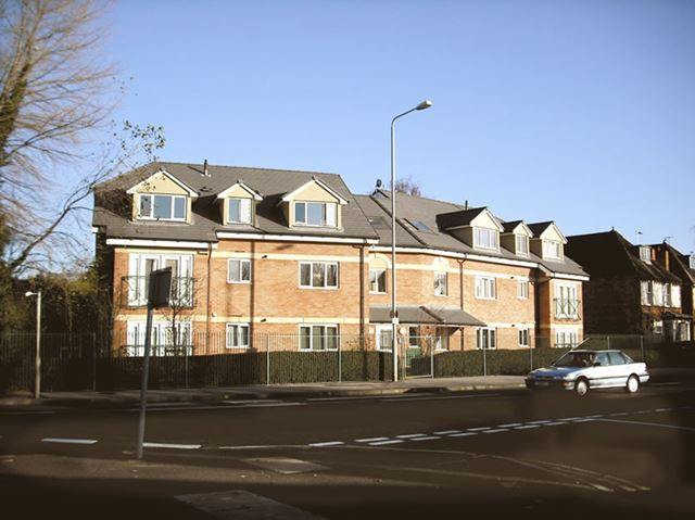 Spring Court Apartments, Radcliffe Road, West Bridgford, Nottingham, 2004