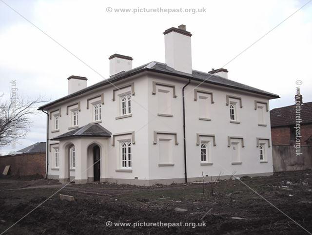Old Farm House, Adbolton Lane, West Bridgford, 2009