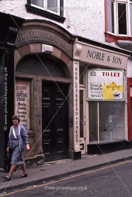 Balderton Gate, Newark, 1987