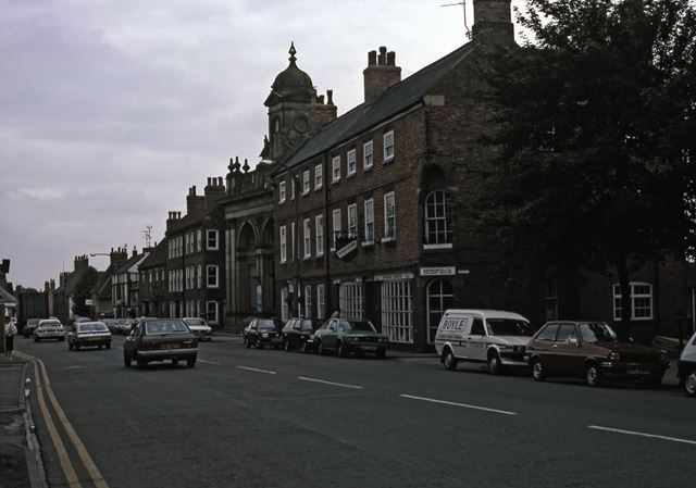 Castle Gate Looking South, Newark, 1987