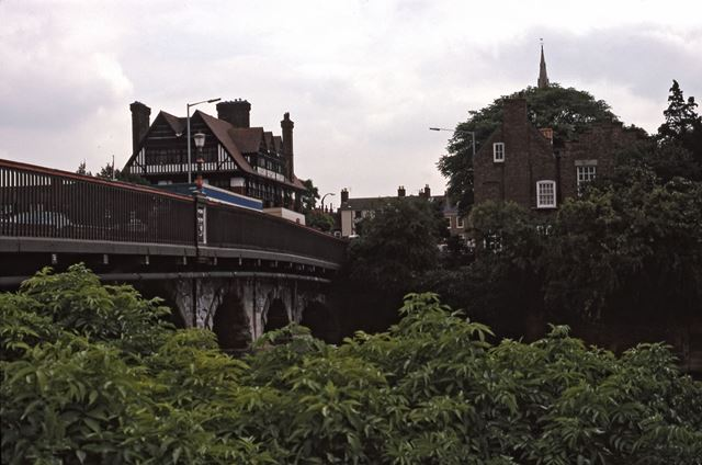 Trent Bridge and Ossington, Newark, 1987