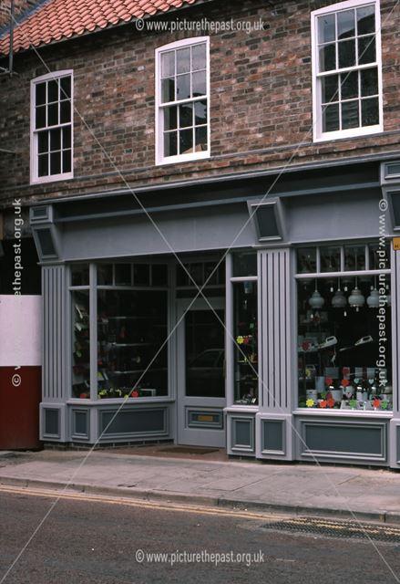 Bonner and Porter's Electrical Shop, Middle Gate, Newark, 1987