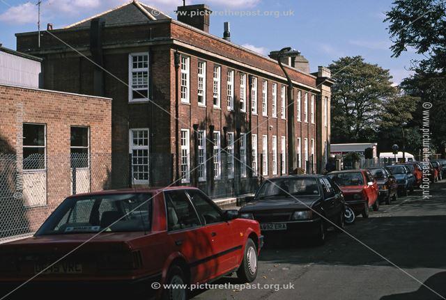 Newark Technical College, Bede House Lane, Newark, 1987
