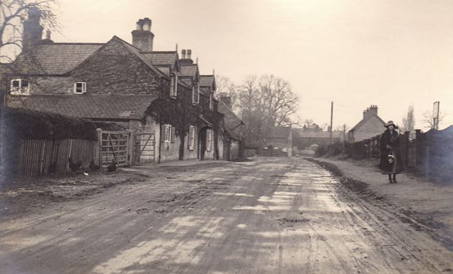 Ruddington Lane, Wilford, Nottingham, c 1920