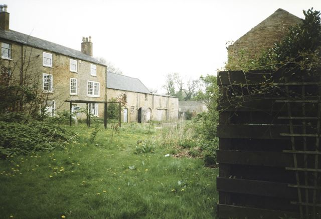 Dobsons Mill House, Sutton-in-Ashfield, 2002