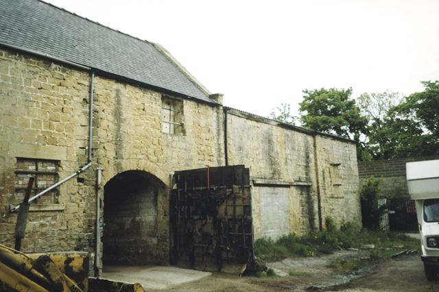 Dobsons Mill Coach House, Sutton-in-Ashfield, 1999