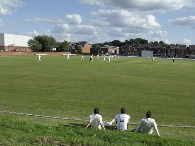 Worksop First XII v West Indian Cavaliers, Worksop Cricket Ground, 2012