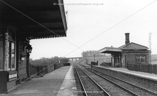 Bingham Road station, Nottingham, c 1930s ?