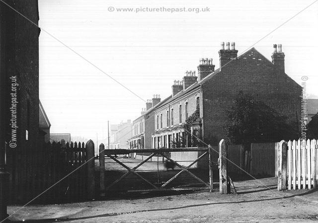 Toll Gate, Netherfield, c 1914