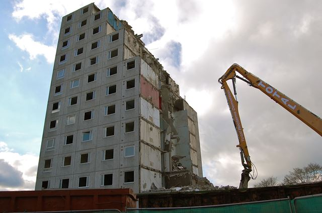 Willoughby Street Flats, Lenton, Nottingham, 2014