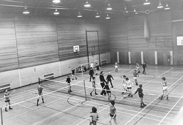 Sports Hall at Belper Sports Centre
