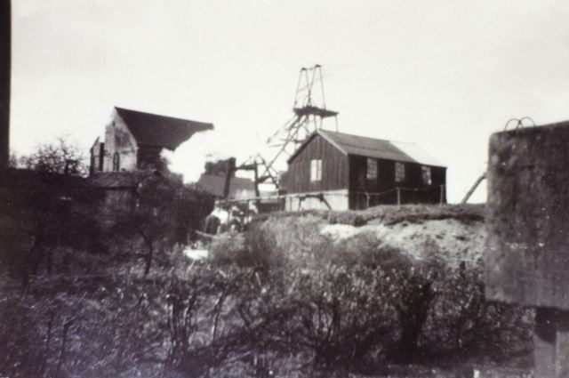 South Wingfield Colliery
