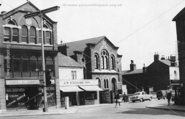 Zion Chapel, Ripley, 1974