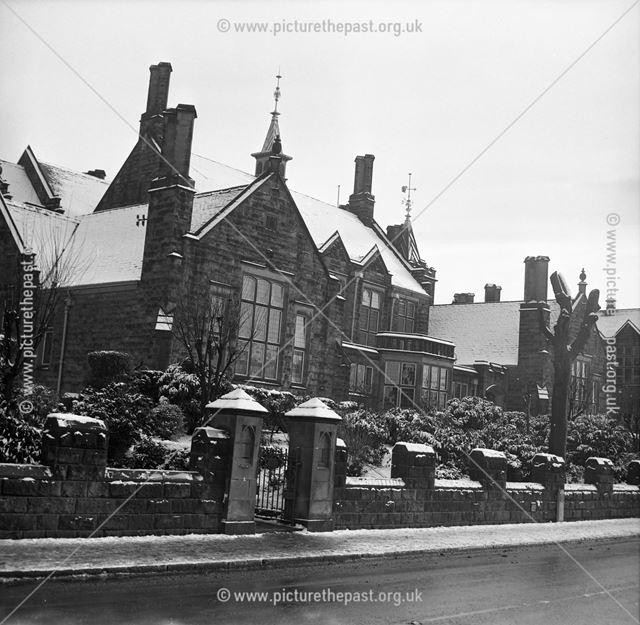 Herbert Strutt School, Derby Road, Belper, c 1960s
