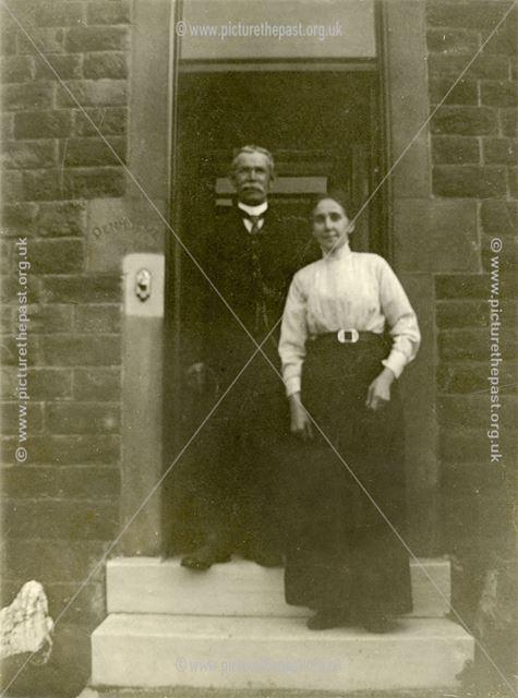 Mr and Mrs William Luff