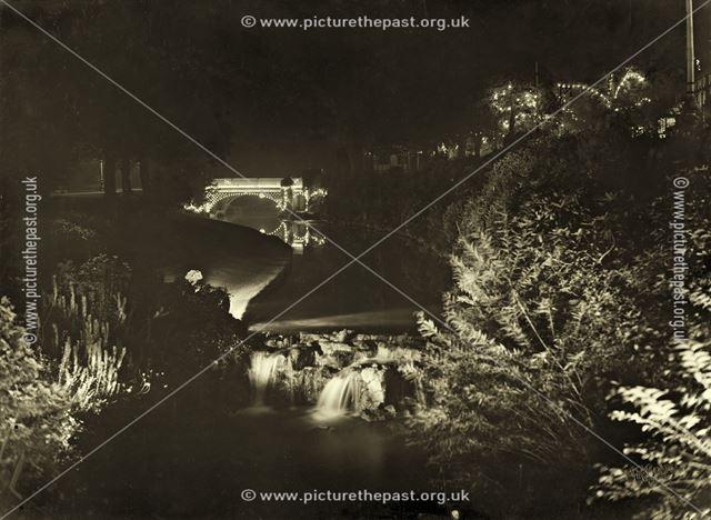 Illuminations, Pavilion Gardens