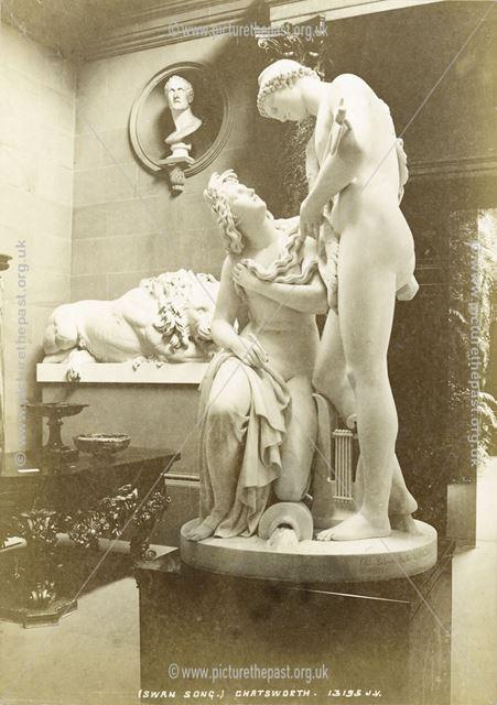 Sculpture gallery - Swan Song.