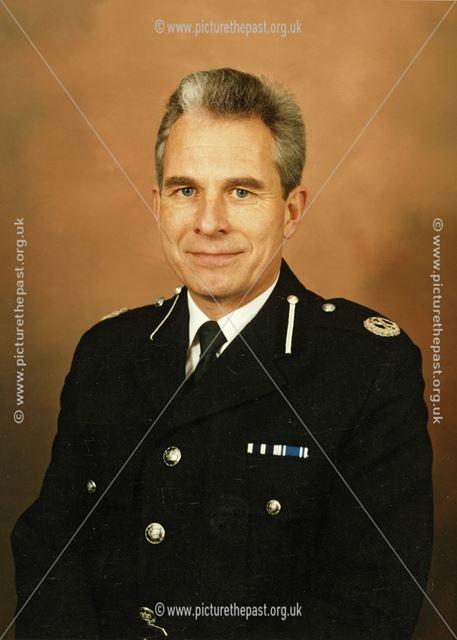 Assistant Chief Constable Bob Wood, Ripley. c 1980