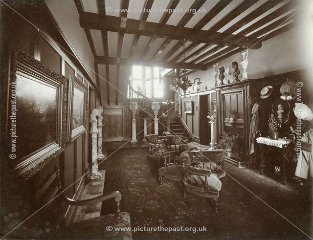 'Moorlands', 295 Curzon Street, Long Eaton, c 1890s-1910s