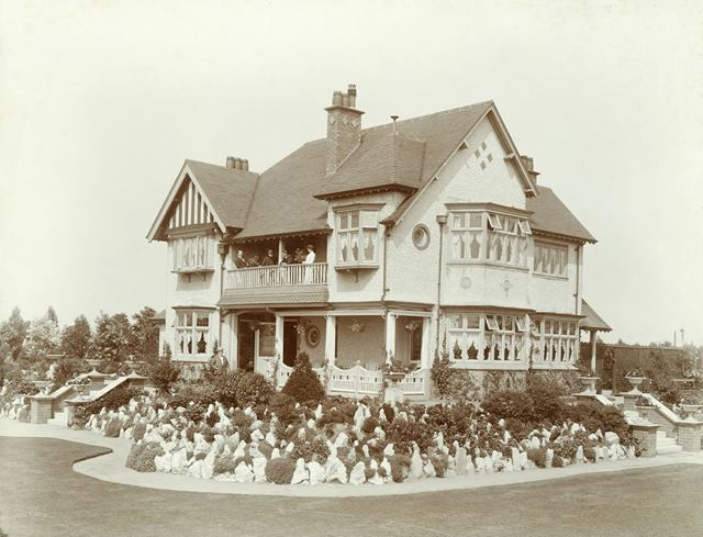 Trentham House, Acton Road, Long Eaton, c 1900s -1910s