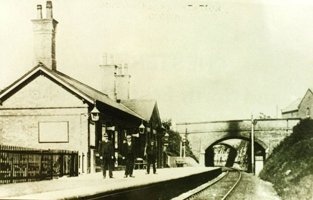Clowne Midland Railway Station
