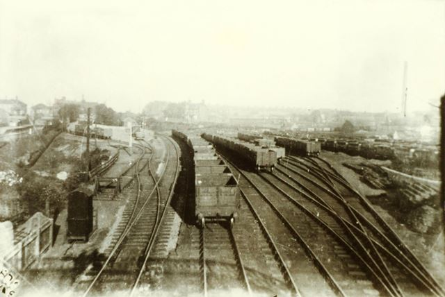 Clowne Railway Sidings