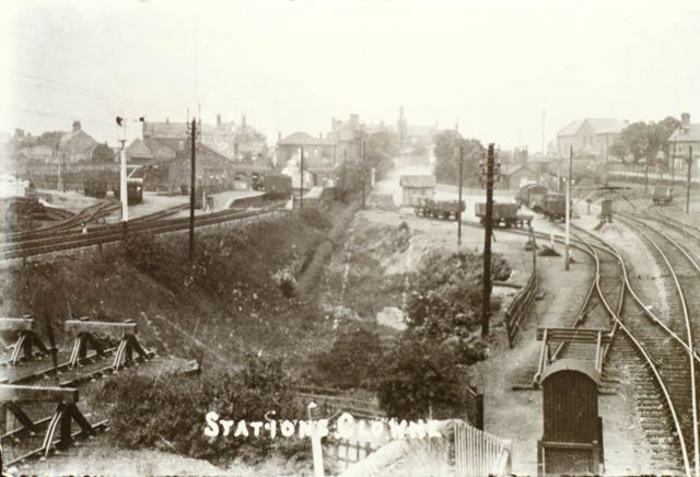 Clowne Railway Stations